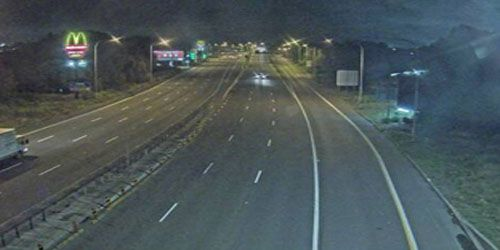 General Holmes Drive at the east of the Airport Tunnel -  live webcam , New South Wales Sydney