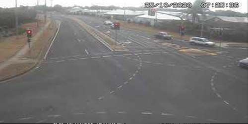Bargara road -  live webcam , Queensland Brisbane