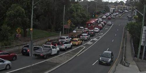 Bexley Rd at Wolli Creek -  live webcam , New South Wales Sydney