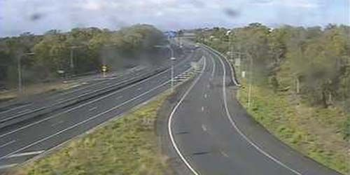 Route to the port of Brisbane -  live webcam , Queensland Brisbane