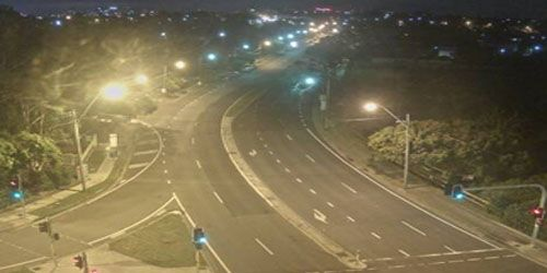 Bunnerong Road at Botany Road -  live webcam , New South Wales Sydney