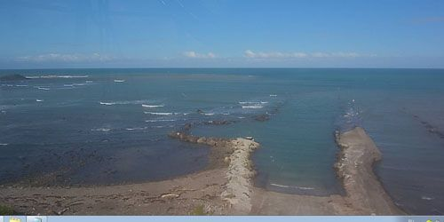 Cape Egmont 1 -  live webcam , Taranaki New Plymouth