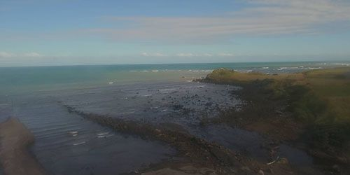 Cape Egmont 2 -  live webcam , Taranaki New Plymouth