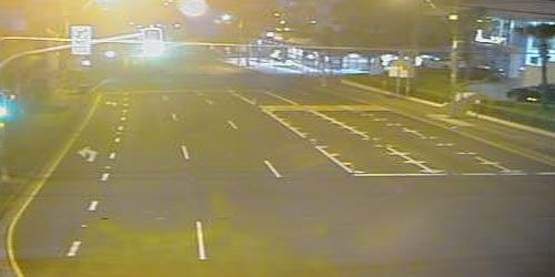 Pacific Highway and Centennial Avenue -  live webcam , New South Wales Sydney