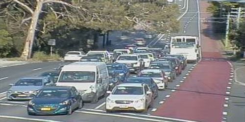 Epping Road at Centennial Avenue -  live webcam , New South Wales Sydney