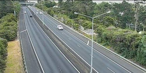 SH18 Greenhithe West -  live webcam , Auckland Auckland