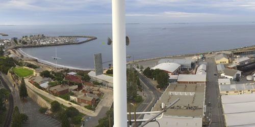 Telecamera di ingresso al porto -  Webcam , Australia Occidentale Perth