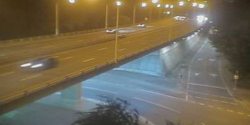 Homebush Bay Drive at Underwood Road -  live webcam , New South Wales Sydney