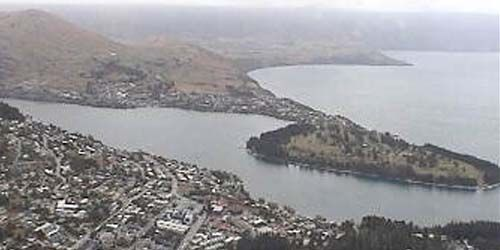 Vista iconica di Queenstown -  Webcam , Otago Queenstown