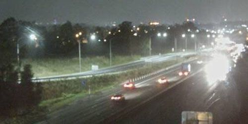 M4 Western Motorway at the Prospect Highway -  live webcam , New South Wales Sydney