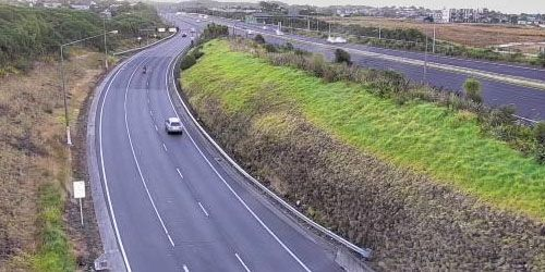 SH1/SH20 Interchange South -  live webcam , Auckland Auckland