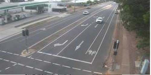 Sims street -  live webcam , Queensland Brisbane