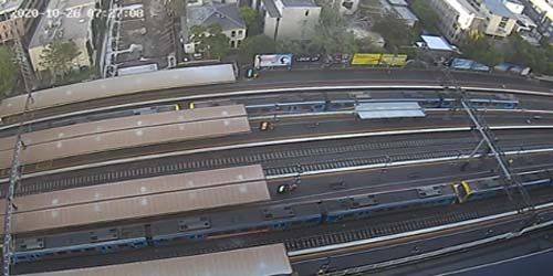 South Arra railway -  live webcam , Victoria Melbourne