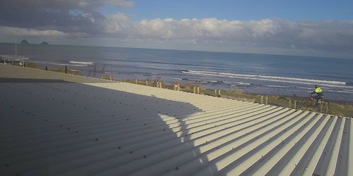 Surf Life Saving Club 1 -  Webсam , Taranaki New Plymouth
