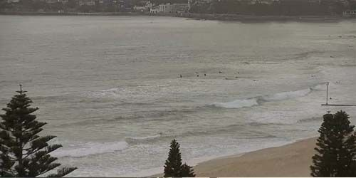 Swanbourne beach -  live webcam , Western Australia Perth