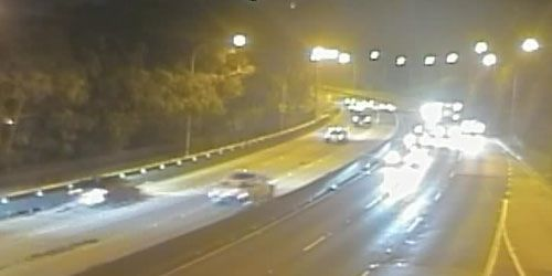 Warringah Road at Healey Way -  live webcam , New South Wales Sydney