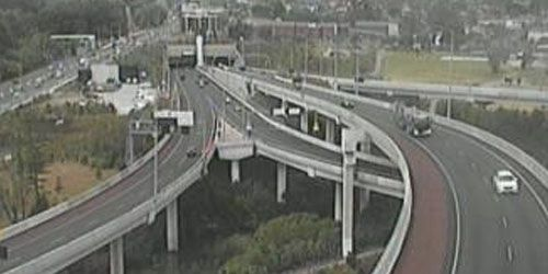 Nth Wstn More to Waterview Tunnel -  Webcam , Auckland Auckland
