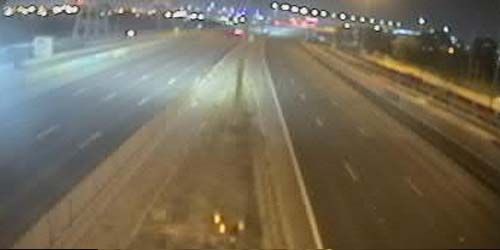 Westgate Fwy at Williamstown Rd -  live webcam , Victoria Melbourne