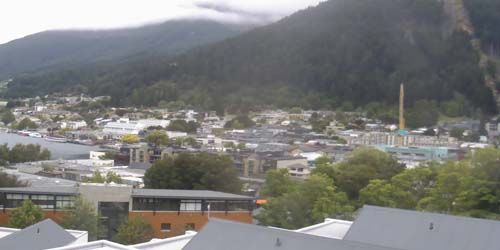 Viste meravigliose di Queenstown Hill -  Webcam , Otago Queenstown